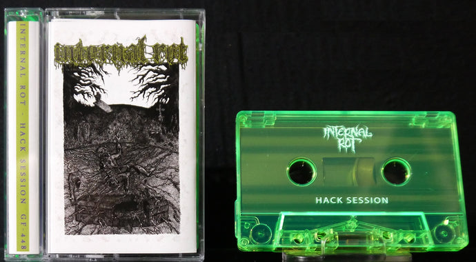 INTERNAL ROT - Hack Session Tape