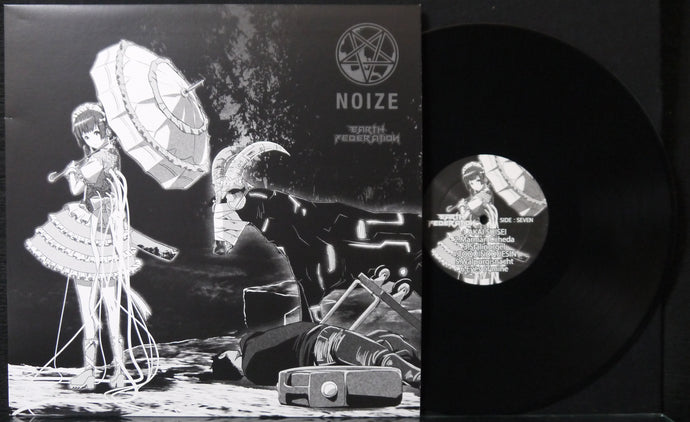 EARTH FEDERATION / NOIZE - Split 12