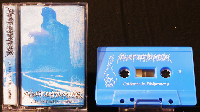 SEA OF DEPRIVATION - Catharsis In Disharmony  MC Tape