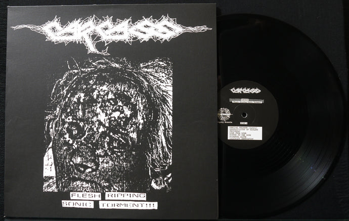 CARCASS - Flesh Ripping Sonic Torment!!! 12