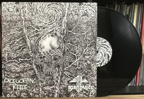 EXCRUCIATING TERROR / SOIL OF IGNORANCE - Split 12