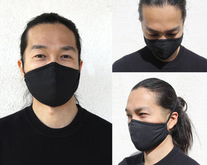 New hand made in our Riga studio masks available! PM2.5 filter Reusable Face Mask with Wire