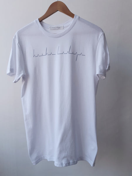 T-shirt with BAIBA LADIGA logo