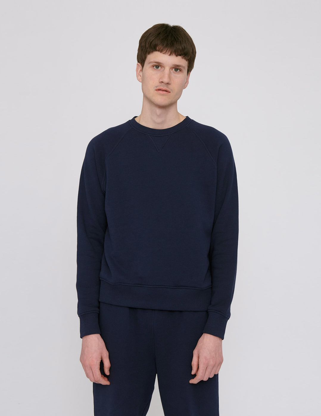 Organic Cotton Mid-Weight Sweat