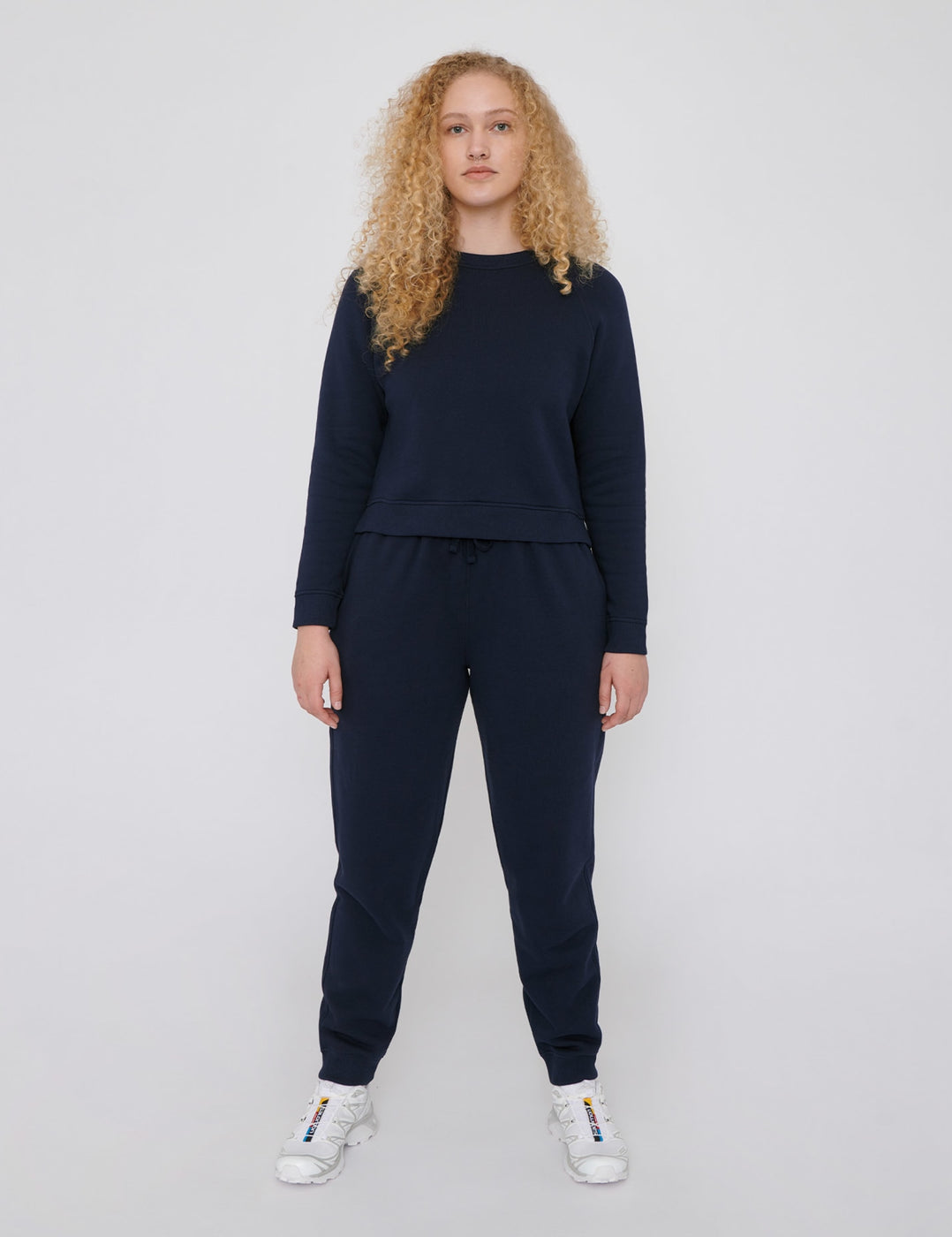 Organic Cotton Mid-Weight Sweatpants