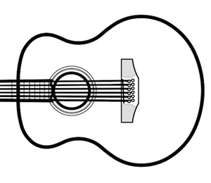 12-String Acoustic Guitar Plans
