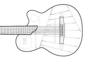 Electric Nylon String Guitar Plans
