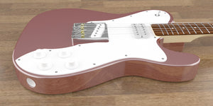 Solid Body Electric Guitar #1 Body Closeup