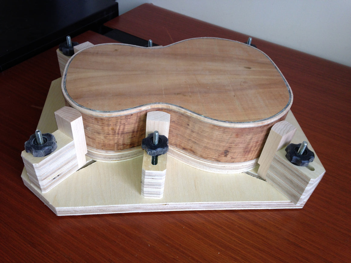 Adjustable Inside Form Ukulele