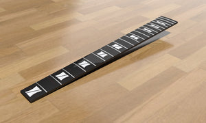 Fretboard and MOP Inlays