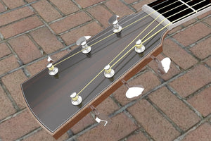 Dreadnought SS Guitar Plans