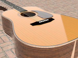 Dreadnought Guitar Plans