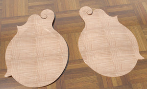 F5 Lloyd Loar Mandolin 3D CNC Files