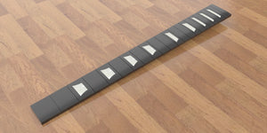 SG Standard 3D CNC Files, Fretboard and Inlays