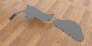 SG Standard 3D CNC Files, Pickguard and Electronics Cover