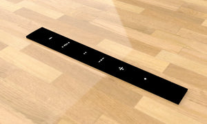 Grand Concert 12-Fret Florentine, Fretboard and Inlays