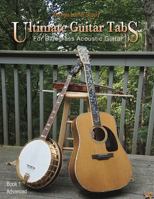 Ultimate Guitar Tabs - Book 1 Advanced