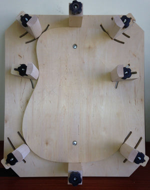 Adjustable Inside Form - Guitar: Photo