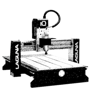 GS Mini Florentine 2D CNC Files