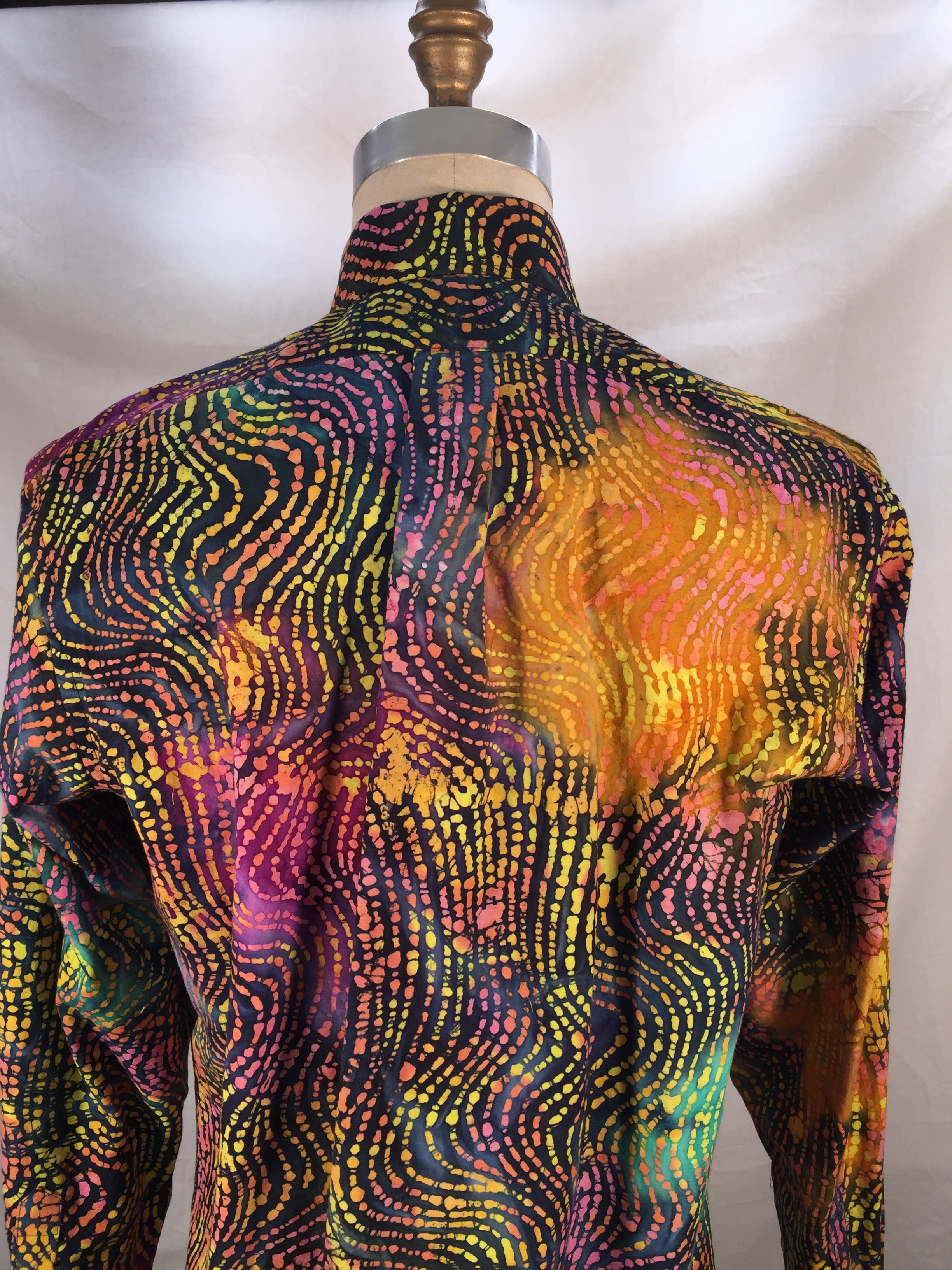 Batik Waves Long Sleeve