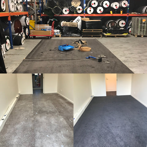 Photos of cheap carpet from melbourne factory sold at discount prices