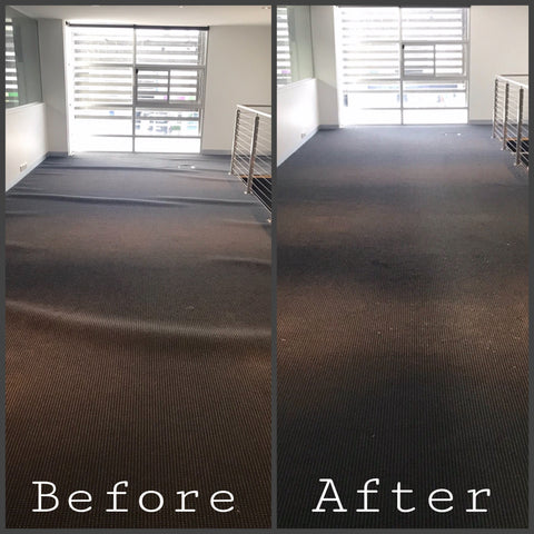 Carpet restretching before and after by cheap carpet melbourne