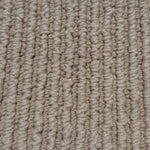 close up pattern and texture of cream nylon carpet roll from a cheap online flooring shop in melbourne