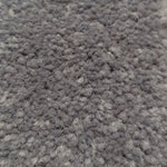 Close up of grey solution dyed nylon plus cut pile from cheap carpet melbourne