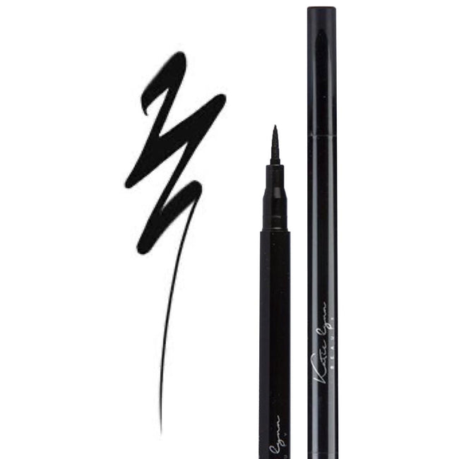 Long-wear Liquid Eyeliner Pen, Black