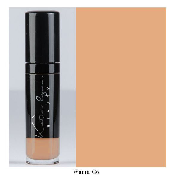 Liquid Glow Concealer - Warm Yellow C6