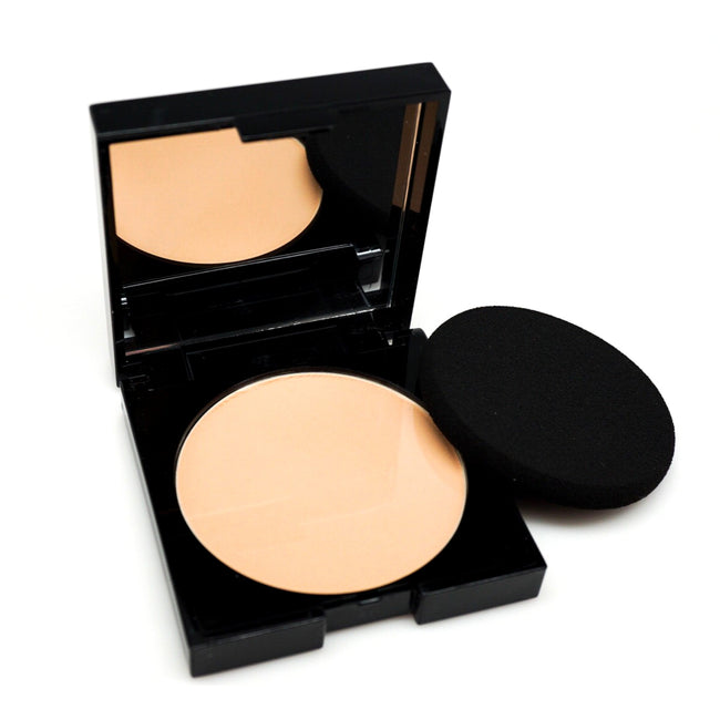 Dual Powder Foundation - Warm Yellow Tones