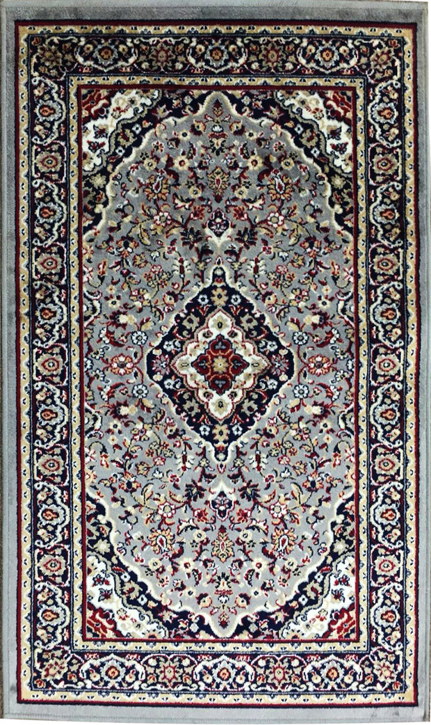 Art. Silk Afande Gray Rug