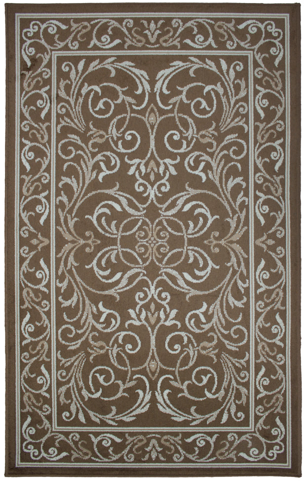 Art. Silk Amalfi Brown Rug