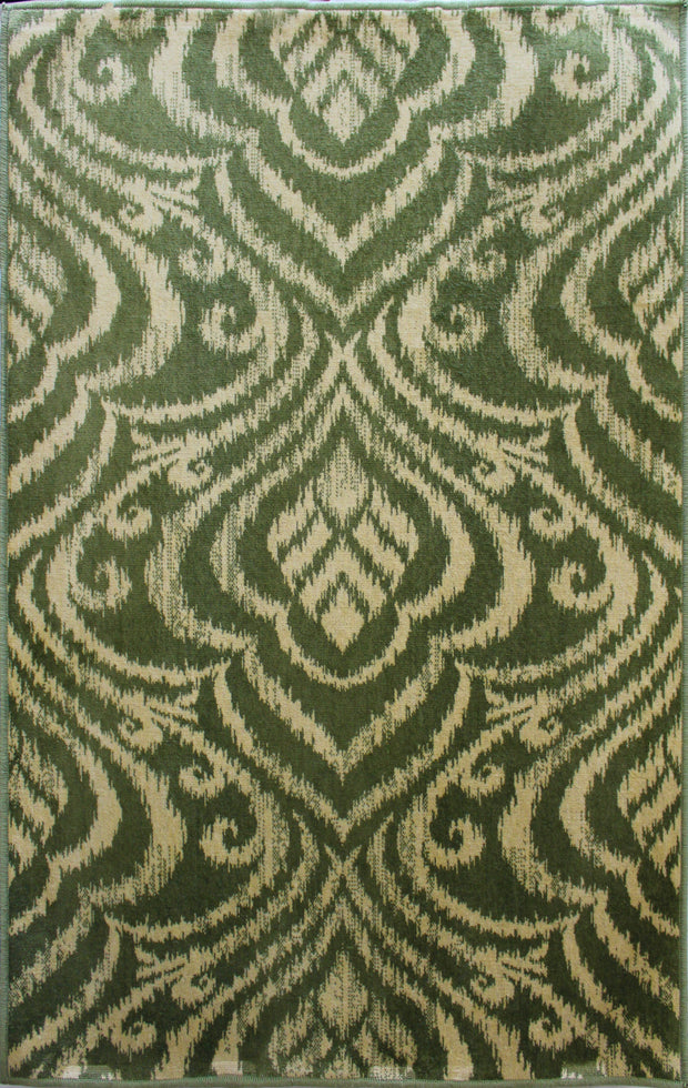 Art. Silk AAydin Pale Green Rug