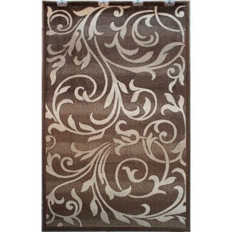 Art. Silk Capri Brown  Rug