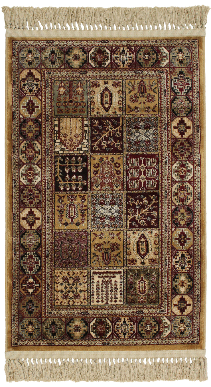Antigua Four Seasons Gold Rug
