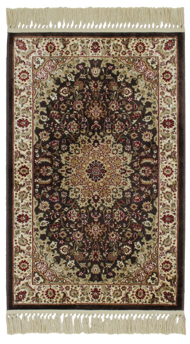 Antigua Heba Brown Rug
