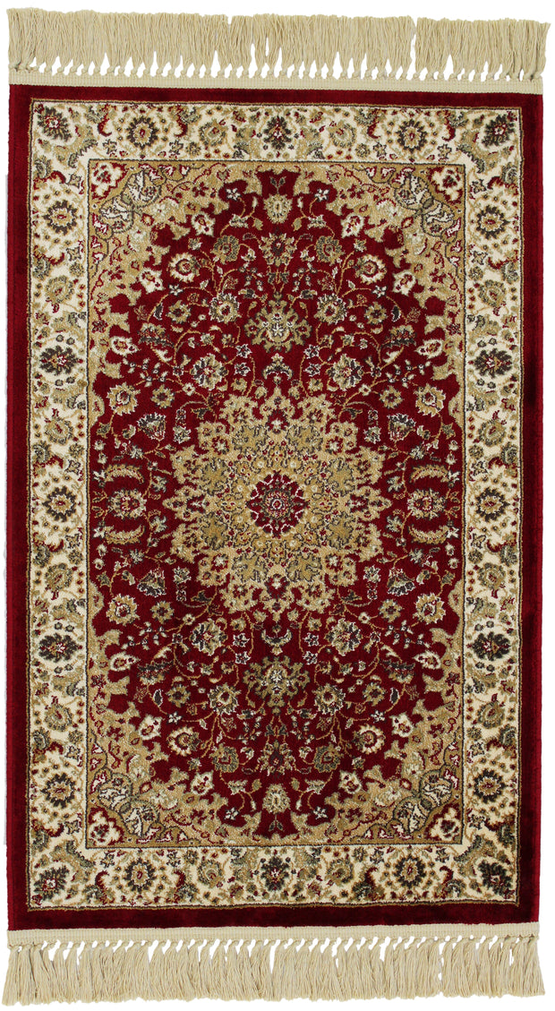 Antigua Heba Red Rug