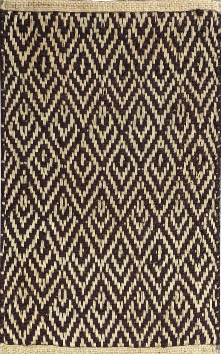 Jute Java Natural/Brown Area Rug