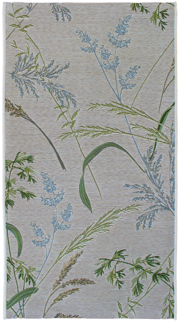 Esterno Lardo Ivory Area Indoor/Outdoor Rug