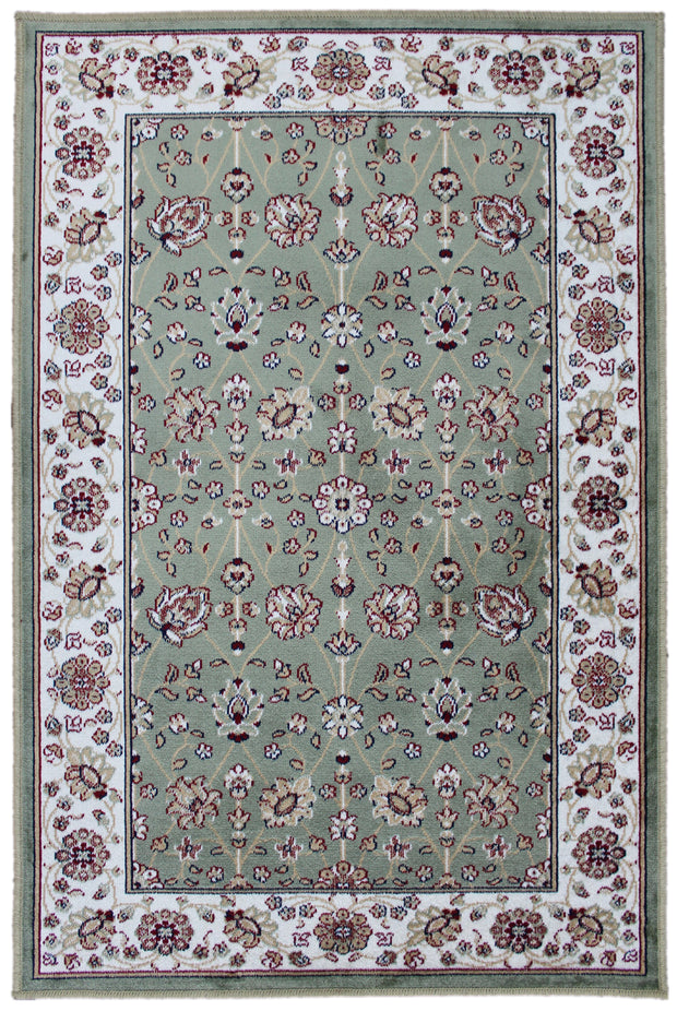 Art. Silk Lisa Green Rug