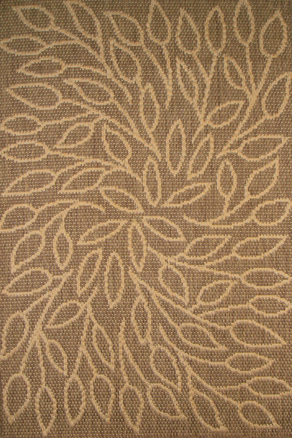 Weathervane Magnolia MochaIndoor/Outdoor Area Rug