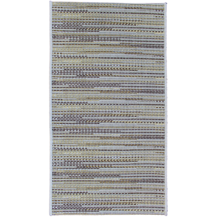 Monaco Milano Choco Wheat Indoor/Outdoor Area Rug