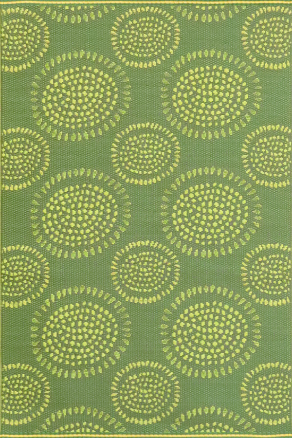 Mad Mats Molly Green Indoor/Outdoor Mat