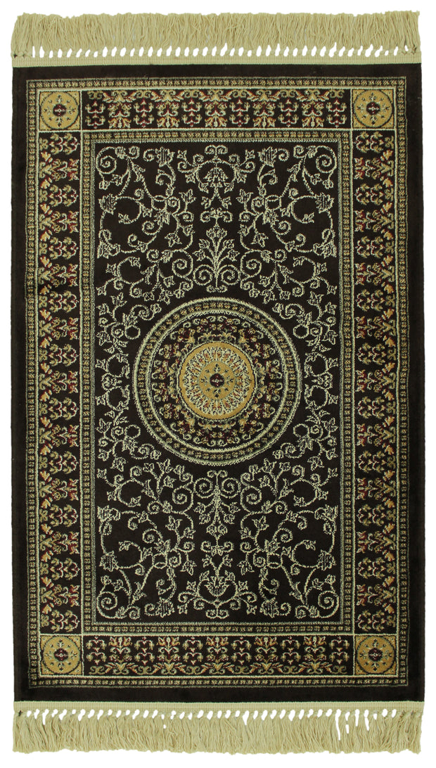 Antigua Saban Brown Rug