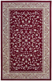 Art. Silk  Sarook Red Rug