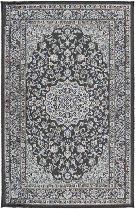 Art. Silk Tabriz Brown/Beige Rug
