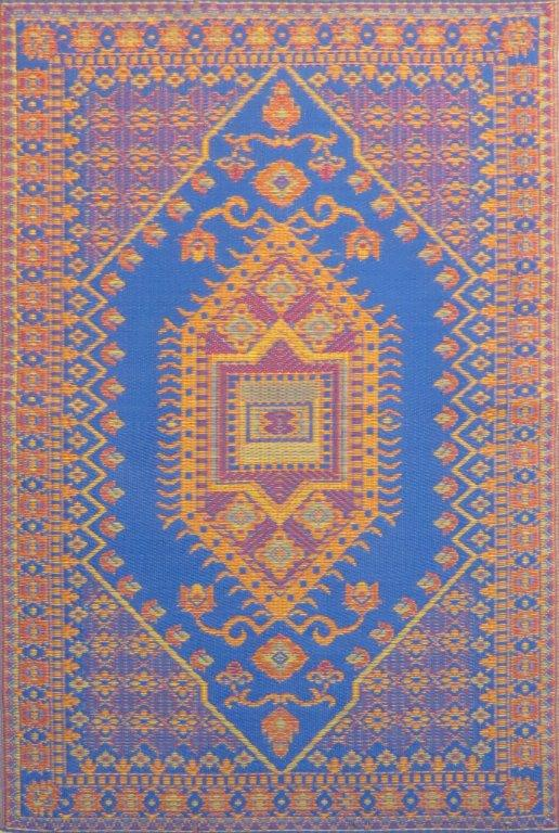 Mad Mats Turkish Blue Indoor/Outdoor Mat