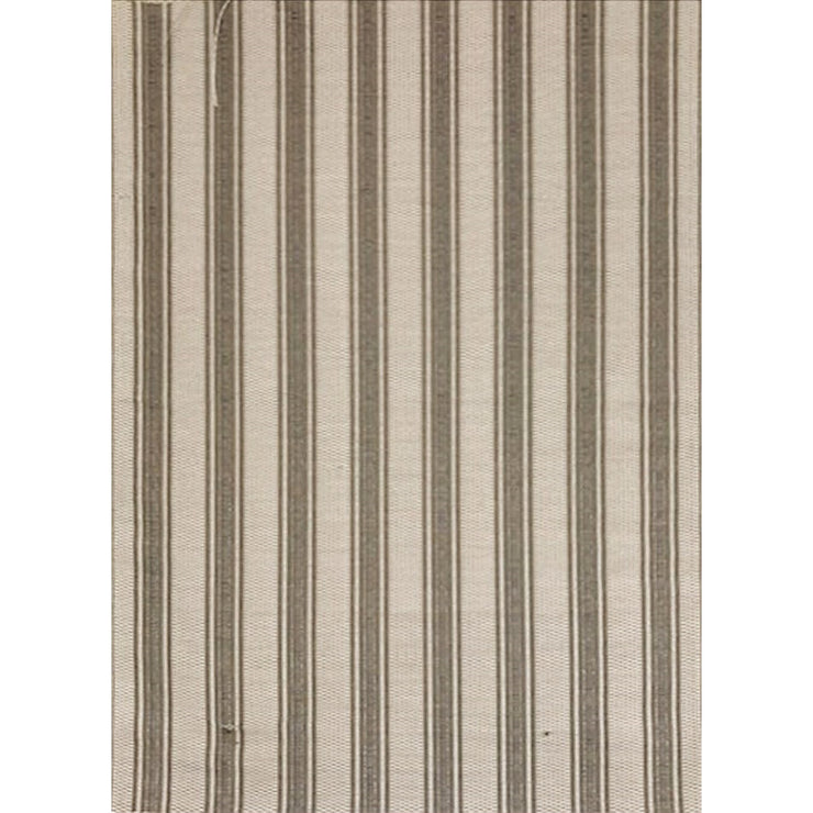 Mad Mats Vertical Stripe Beige Indoor/Outdoor Mat