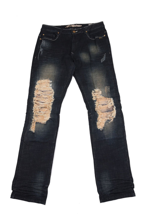 Randy | Men's Raw Denim Jean